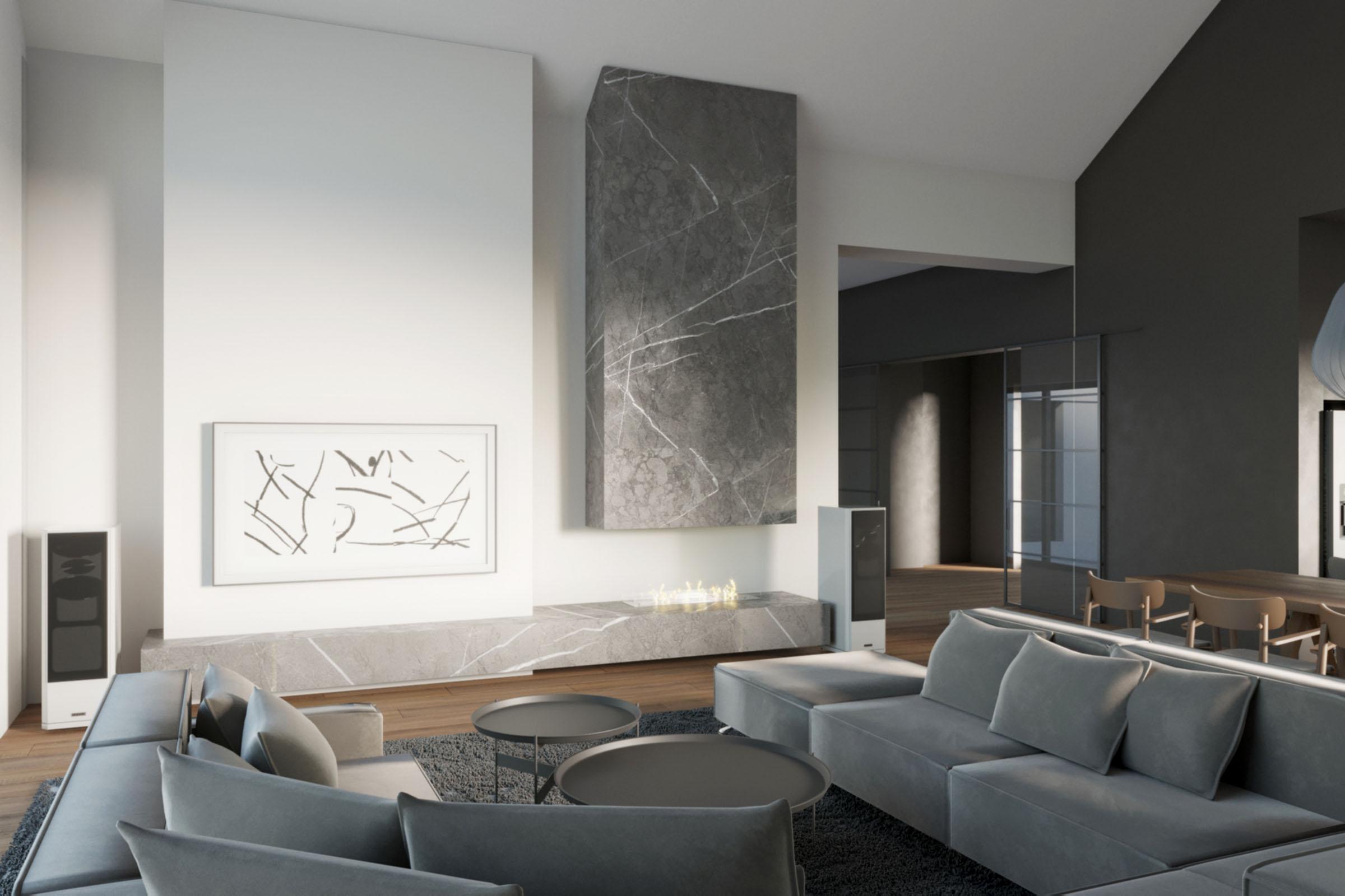 Projekt salonu architekt Poznań