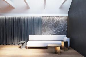 projekt wnętrza pokoju